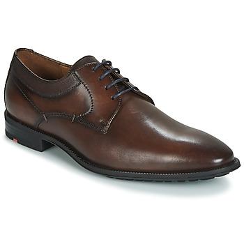 kengät Miehet Derby-kengät Lloyd JAYDEN Cognac