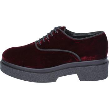 kengät Naiset Derby-kengät & Herrainkengät Jeannot Klassikko BS636 Violetti