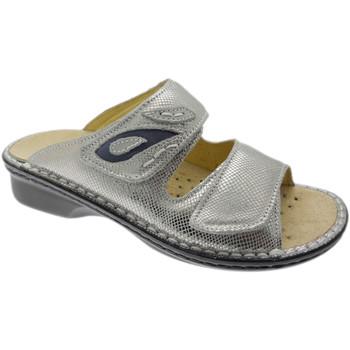 kengät Naiset Sandaalit Calzaturificio Loren LOM2724ar grigio