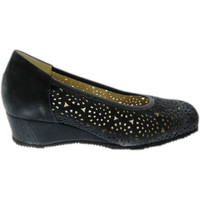 kengät Naiset Korkokengät Calzaturificio Loren LOP5423bl blu
