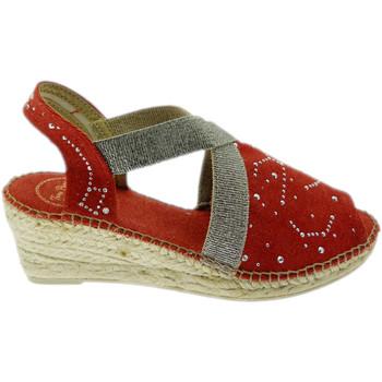kengät Naiset Espadrillot Toni Pons TOPBREDAro rosso