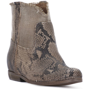 kengät Naiset Nilkkurit Priv Lab PITONE ROCCIA Bianco