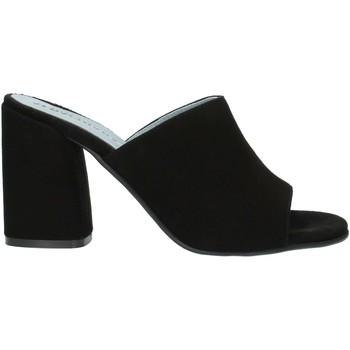 kengät Naiset Sandaalit Albachiara NC82 Black