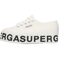 kengät Naiset Matalavartiset tennarit Superga 2790S00FJ80 White