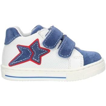 kengät Tytöt Korkeavartiset tennarit Balocchi 493265 Blue and white