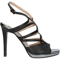 kengät Naiset Sandaalit ja avokkaat Bacta De Toi 606 Black