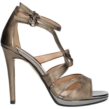 kengät Naiset Sandaalit ja avokkaat Bacta De Toi 336 Gunmetal