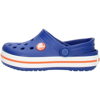 kengät Lapset Puukengät Crocs 204537 Blue and orange