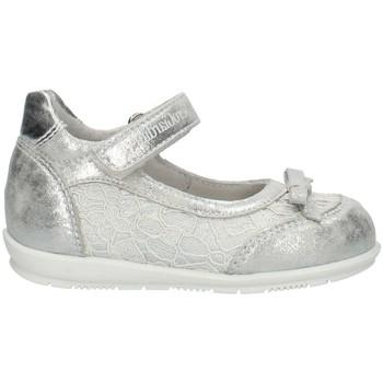 kengät Tytöt Balleriinat Nero Giardini P921050f Silver