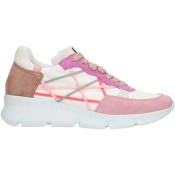 kengät Naiset Matalavartiset tennarit L4k3 08LEG Pink