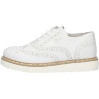 kengät Tytöt Derby-kengät Nero Giardini P732110F White