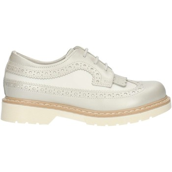 kengät Tytöt Derby-kengät Nero Giardini P732080F Pearl White
