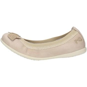 kengät Tytöt Balleriinat NeroGiardini P732251F Sand