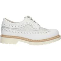kengät Tytöt Derby-kengät Nero Giardini P830070F White and silver