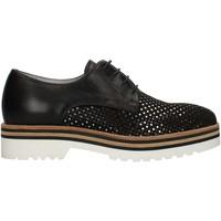kengät Naiset Derby-kengät NeroGiardini P805223D Black