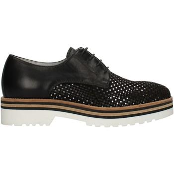kengät Naiset Derby-kengät Nero Giardini P805223D Black