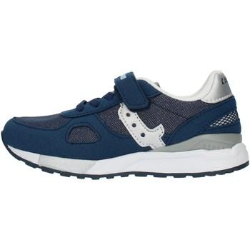 kengät Tytöt Matalavartiset tennarit Canguro C60216H Jeans