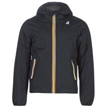 vaatteet Miehet Toppatakki K-Way JACQUES THERMO PLUS Black