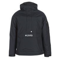 vaatteet Miehet Pusakka Columbia CHALLENGER PULLOVER Black