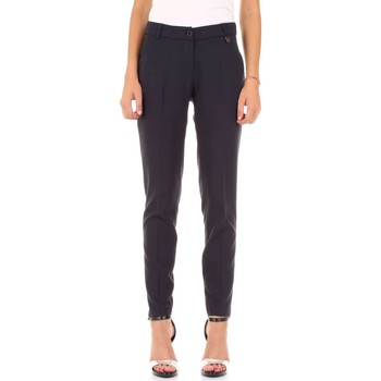 vaatteet Naiset Väljät housut / Haaremihousut Fly Girl 30023-07 Blu