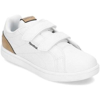kengät Lapset Matalavartiset tennarit Reebok Sport Royal Comp Cln 2V Valkoiset