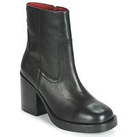 kengät Naiset Nilkkurit Bronx BULA VARD Black