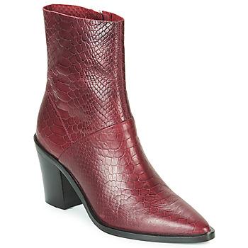 kengät Naiset Nilkkurit Bronx NEW AMERICANA LOW Bordeaux