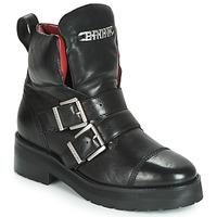 kengät Naiset Bootsit Bronx GAMLETT Black