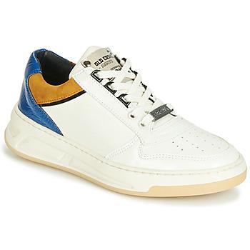 kengät Naiset Matalavartiset tennarit Bronx OLD COSMO White / Blue