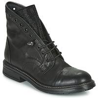 kengät Naiset Bootsit Fru.it ADIETE Black