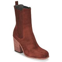 kengät Naiset Nilkkurit Fru.it CHELIN Maroon