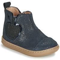kengät Tytöt Bootsit Shoo Pom BOUBA NEW APPLE Laivastonsininen