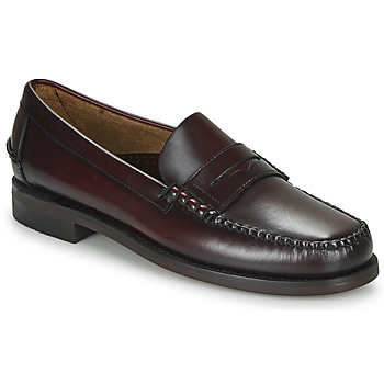 kengät Miehet Mokkasiinit Sebago CLASSIC DAN Ruskea