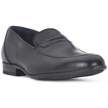 kengät Miehet Mokkasiinit Ocland NILO NERO Nero