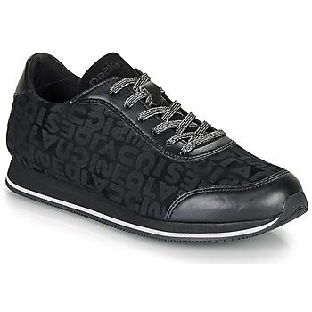 kengät Naiset Matalavartiset tennarit Desigual PEGASO DESIGUAL Black