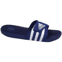 kengät Miehet Rantasandaalit adidas Originals Adissage Tummansininen