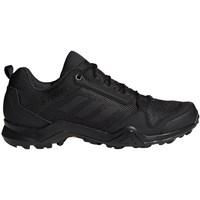 kengät Miehet Matalavartiset tennarit adidas Originals Terrex AX3 Mustat