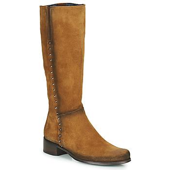 kengät Naiset Saappaat Dorking CRUSCA Brown