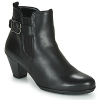 kengät Naiset Nilkkurit Gabor 3564127 Black