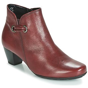 kengät Naiset Nilkkurit Gabor 3282758 Red