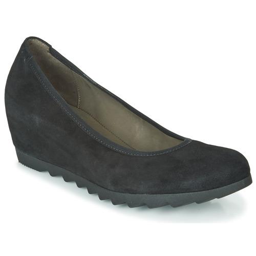 kengät Naiset Balleriinat Gabor 532017 Black