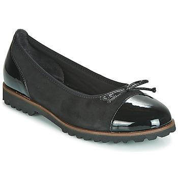 kengät Naiset Balleriinat Gabor 3410037 Black