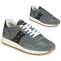 kengät Miehet Matalavartiset tennarit Saucony JAZZ ORIGINAL VINTAGE Grey / Black