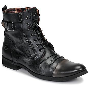 kengät Miehet Bootsit Kdopa DUBLIN Black