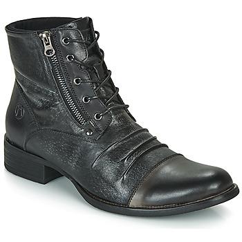 kengät Miehet Bootsit Kdopa MANSHESTER Black