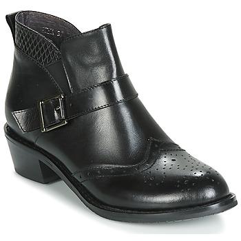 kengät Naiset Bootsit Kdopa INNA Black