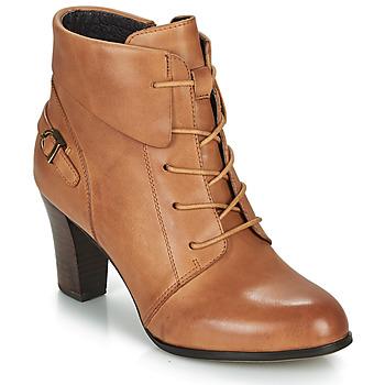 kengät Naiset Nilkkurit Kdopa ALOE Cognac