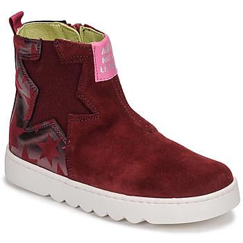 kengät Tytöt Bootsit Agatha Ruiz de la Prada HOUSE Viininpunainen