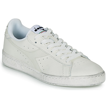 kengät Matalavartiset tennarit Diadora GAME L LOW WAXED White