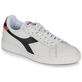 kengät Matalavartiset tennarit Diadora GAME L LOW White / Black / Caramel